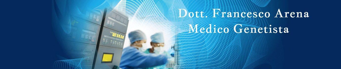 Dott. Francesco Arena Medico Genetista Torino